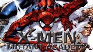 X-Men Mutant Academy 2 - Spider-Man Arcade