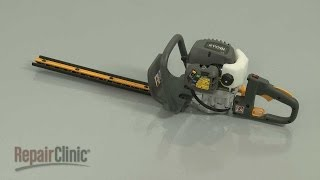 Ryobi Hedge Trimmer Disassembly – Hedge Trimmer Repair Help