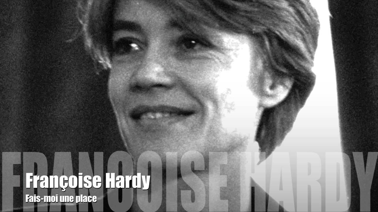 Download Françoise Hardy - Fais-moi une place