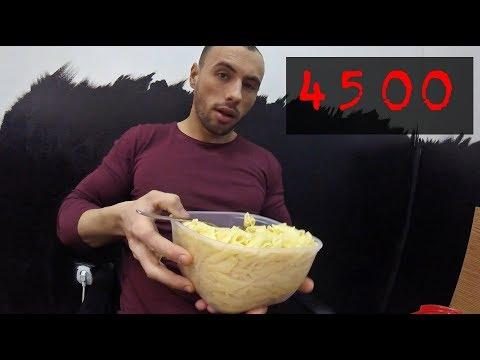 [FULL DAY OF EATING] Ovo je moja ishrana! - BBTD #15