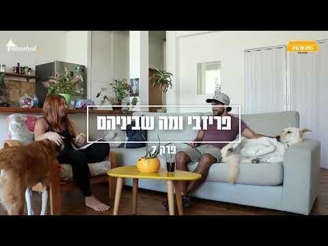 בסלון של טניה פרק 7 - פריזבי ומה שביניהם