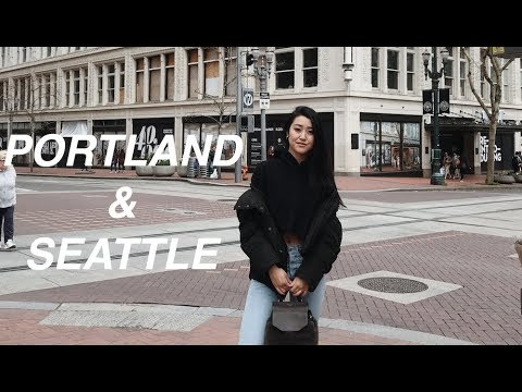 2 Cities, 3 Sports Games | Portland & Seattle