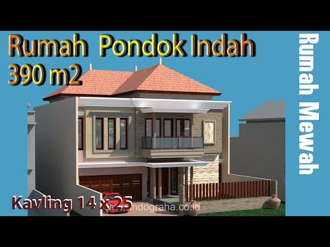 61 Gambar Rumah Tingkat Pondok Indah Gratis Terbaru