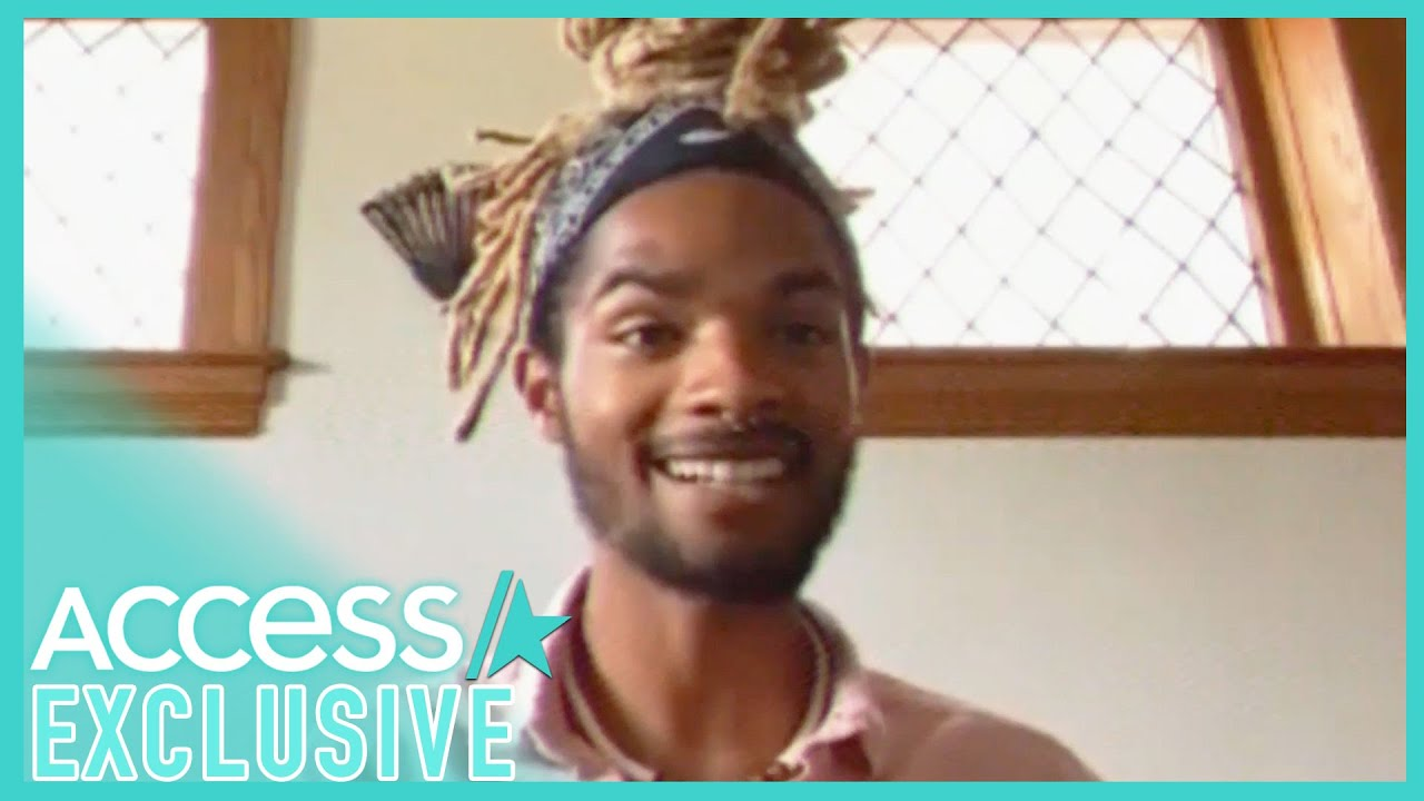 TikTok Star Curtis Roach Reacts To Success Of 'Bored In The House'