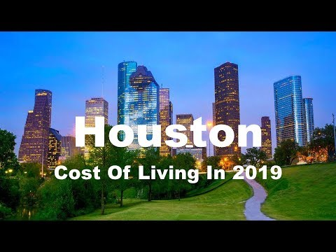 Cost Of Living In Houston, TX, United States In 2019, Rank 174th In The World