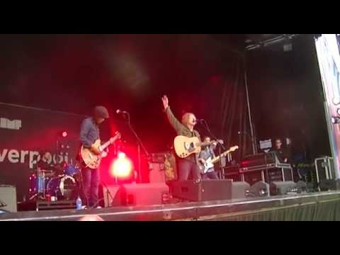 John Power Band - LIMFestival 2016 - Sefton Park - 23/7/16 - FULL SET!
