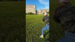Как правильно делать вертуху. Урок кунг фу #1