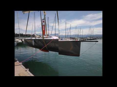 TV  JORNAL REGATA NEWS   - G-Force Yachts!