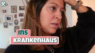 Wir müssen ins Krankenhaus - Familien Alltag - Vlog#1036 Rosislife