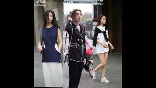 P25 Street Style Thời Trang Cực Chất đường phố của giới trẻ Trung Quốc Street Style In China