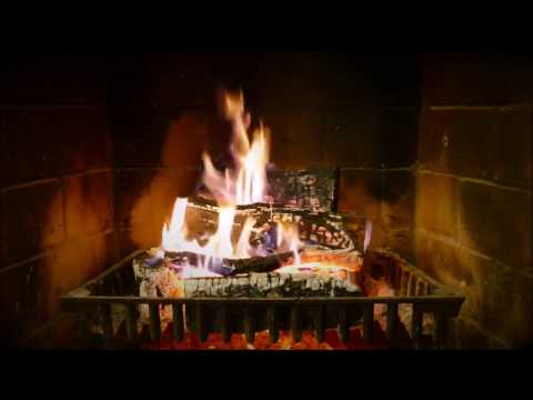Best Fireplace Christmas songs with Crackling Sounds