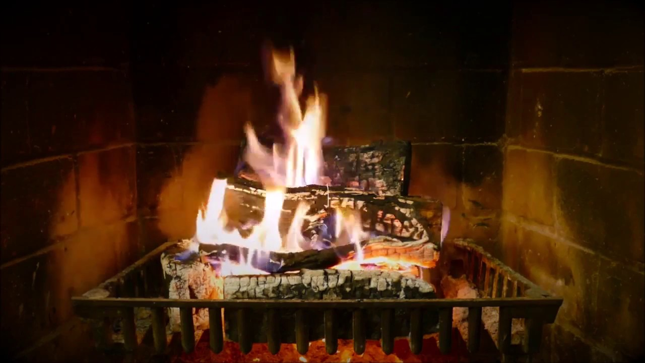 best fireplace christmas songs with crackling sounds youtube