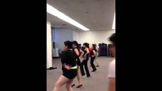 Rio Hondo dance: Weds.4-17-13