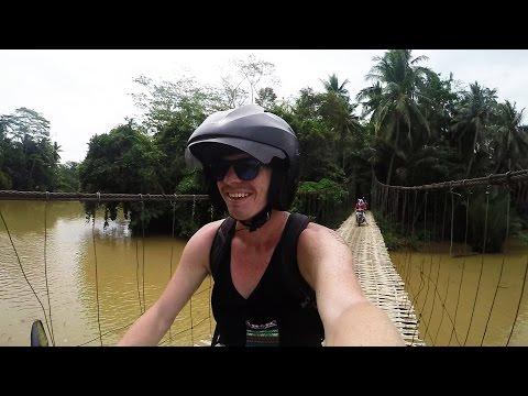 BEST. SHORTCUT. EVER. (Pangandaran, Java) - Indonesia Vlog