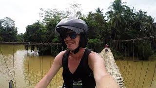 BEST. SHORTCUT. EVER. Pangandaran, Java - Indonesia Vlog