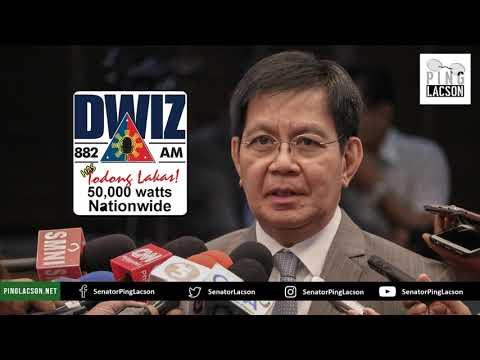 #PingSays: Interview on DWIZ | May 19, 2018