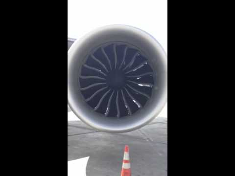 GEnx-2B67 Engine