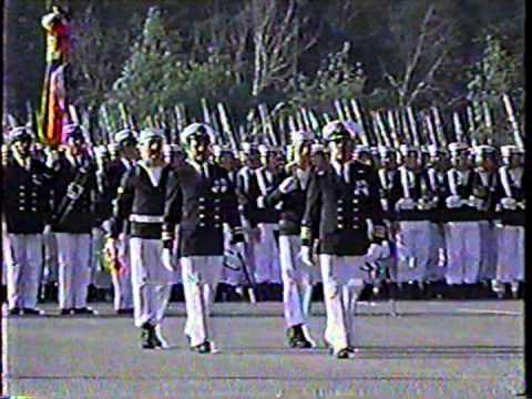 Parada Militar 1992 Chile:Armada de Chile-Chilenischen Kriegsmarine-Navy