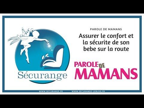 Assurer le confort et la securite de son bebe sur la route avec PAROLE DE MAMANS