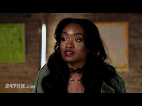 """Kayla Brianna - Working With Rich Homie On """"Do You Remember"""" & Meeting Young Thug (247HH Exclusive)"""