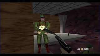 GoldenEye 007 - Agent Walkthrough - Part 5: Bunker 1