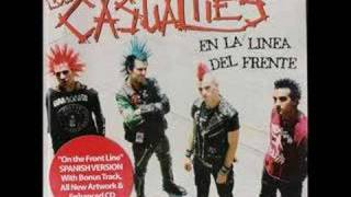 Watch Casualties Tragedia Del Amor video