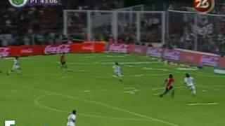 Independiente 3 - Colón 2. Torneo Apertura 2009