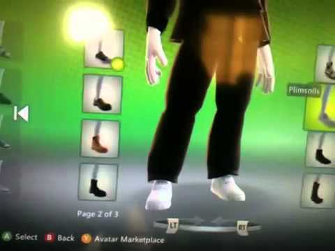 How To Make An Xbox 360 Avatar Vampire For Free (male)