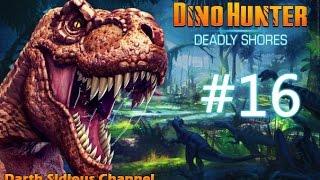 Dino Hunter Deadly Shores (Полное русское прохождение) - Эпизод 16  Регион 5: Серия винтовок
