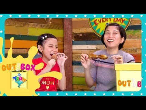 Kids Try Their Parent's Favorite Childhood | Snacks Out of the Box by Team YeY