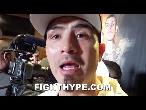 "BRANDON RIOS KEEPS IT REAL ON SIGNING WITH DAZN AND GIVING ""ALL I HAVE"" IN FINAL YEARS"