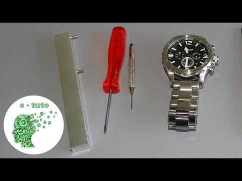Quelle pile pour sa montre ? Tu Montres