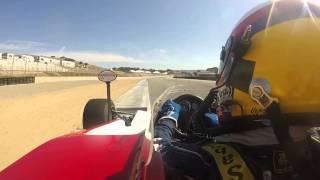 Richard Dean - Lola T332 Laguna Seca 2015