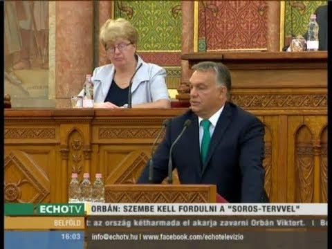 Orbán Viktor: Mi nem leszünk bevándorlóország!