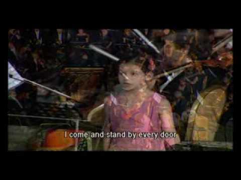 Hiroshima child- Fazil Say - Nazim Hikmet , None can hear my silent troad ( kiz çocuğu)