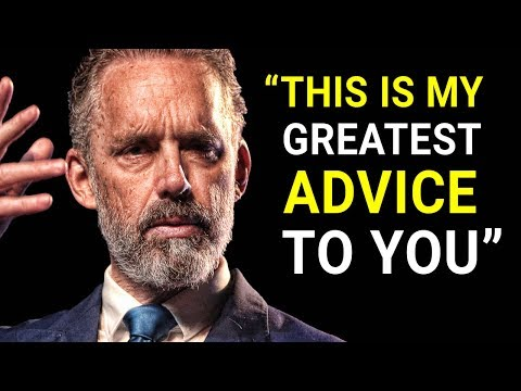 Listen To This and Change Yourself | Jordan Peterson (Eye Opening Speech)
