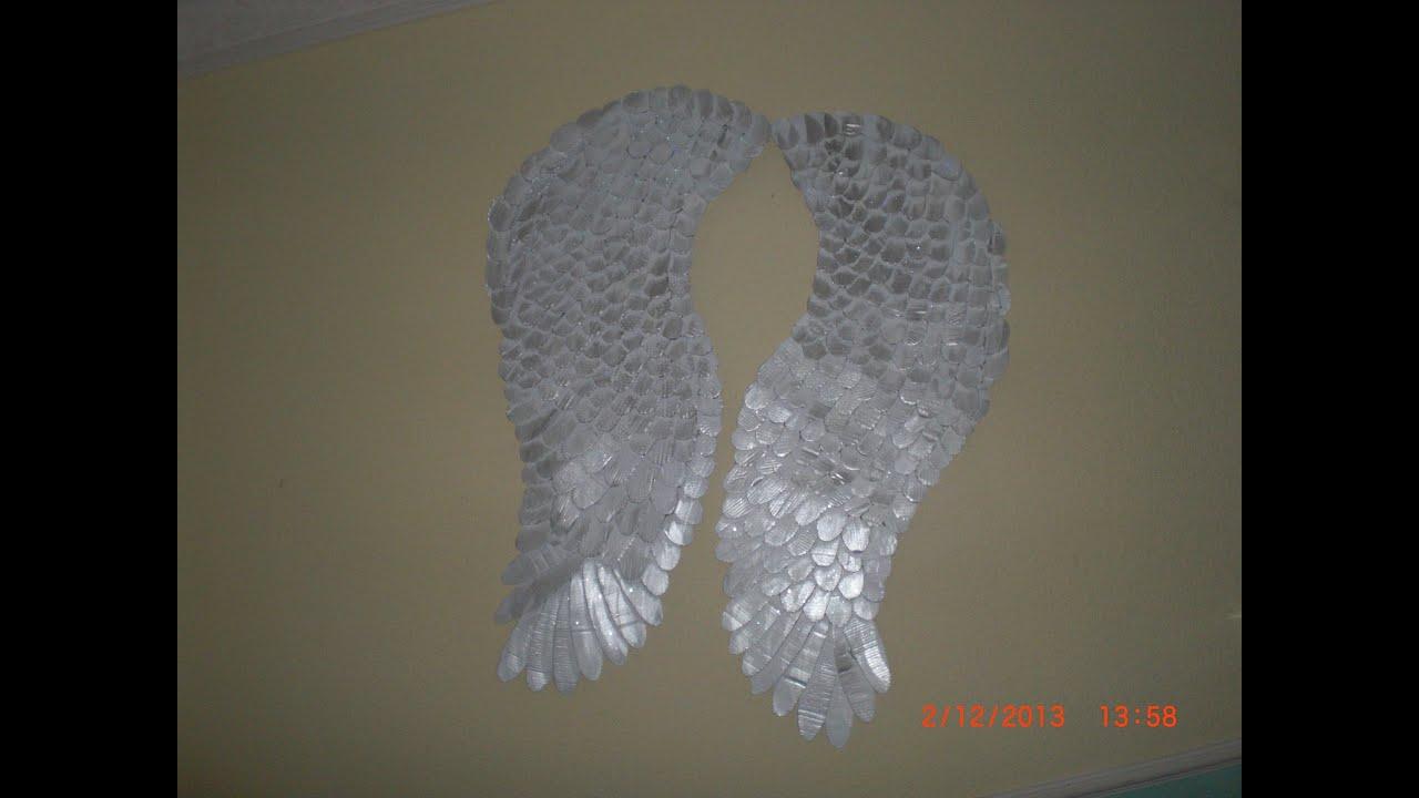 Diy Bastelanleitung Engelflügel Angelwings Flügel Engel Flügel Aus Pappe