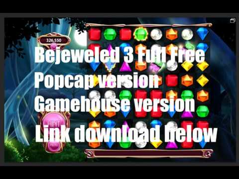 Download Bejeweled 3 Popcap Gamehouse Version Full Free No Advs No Virus