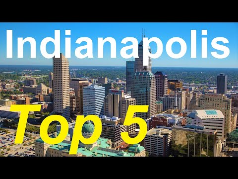 Our Top 5 things to do in Indianapolis  (Best tourist attractions to visit in 2021)