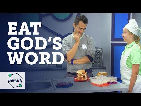 "Konnect Season 9: Episode 15 - ""Eat God's Word"" - Grow Your Spirit"