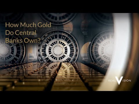 How Much Gold Do Central Banks Own?   Gold...