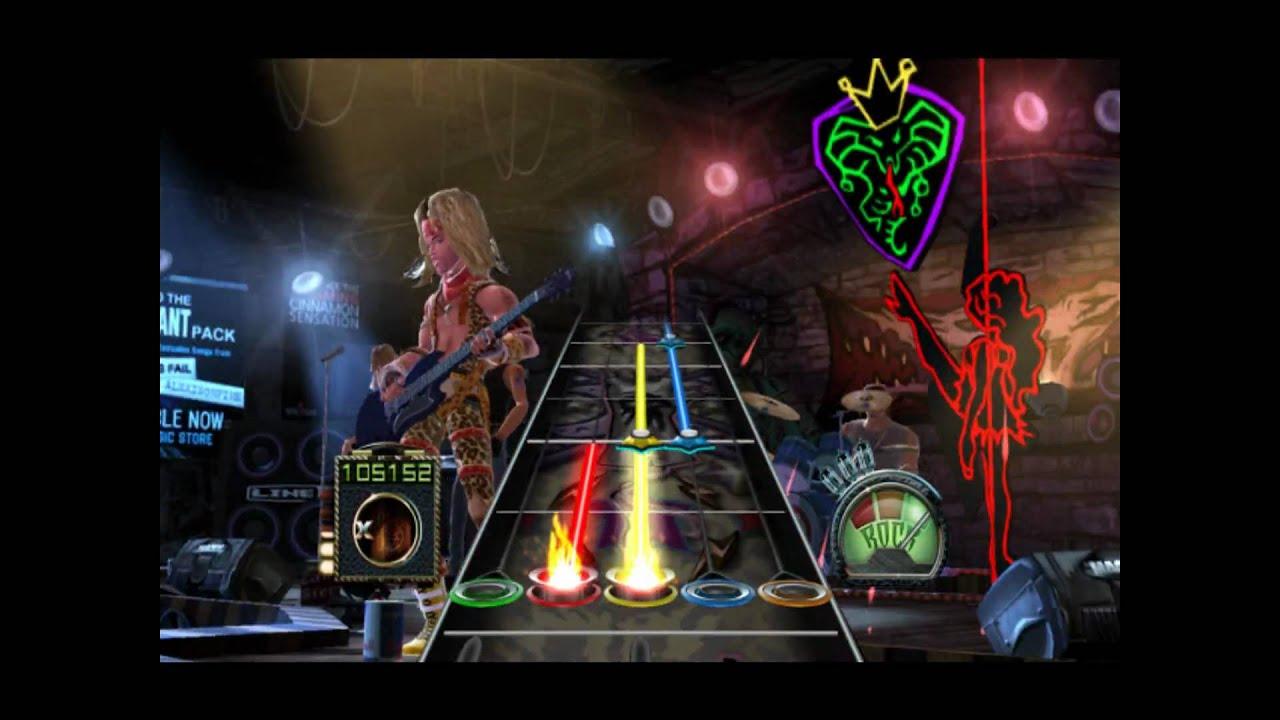 Dance of death iron maiden gameplay guitar hero 3 pc hd 1080p youtube - Guitar hero 3 hd ...