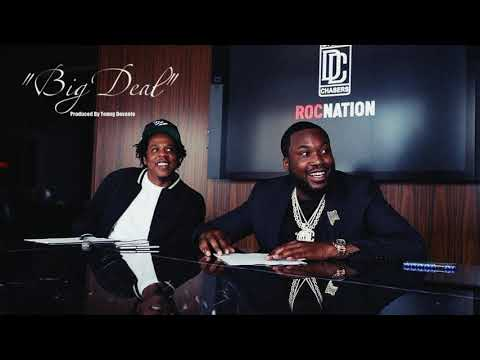 "Jay Z x Meek Mill Type Beat - ""Big Deal"" NEW 2019"
