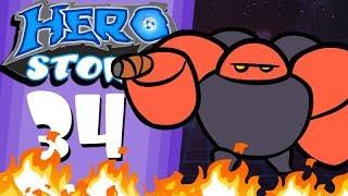 HeroStorm Ep 34 A Blaze of Glory