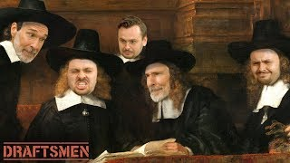 Gambar cover How Important is Art History? - DraftsmenS1E15