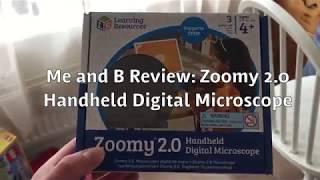 The Zoomy 2.0 Handheld Digital…