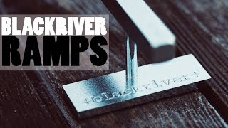Blackriver-Ramps - Long Fingerboard Iron Rail Low - Product Blog thumbnail