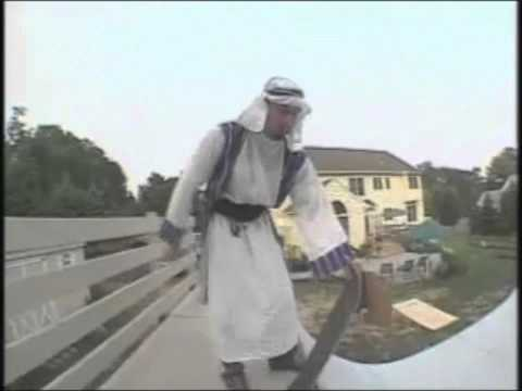 Afghanistan Baby! CKY Brandon Dicamillo's funniest clip.