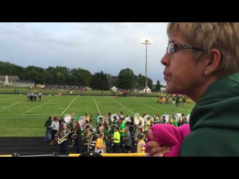 McBain High School Mass Band Night