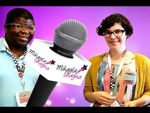 "Rebecca Sugar Cartoon Network's ""Steven Universe,"" Ian Jones-Quartey interview at Comic-Con"